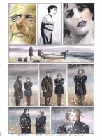 Sandman Winter's Edge Desire by Bolton Comic Art