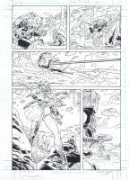 Art Adams Kevin Nowlan Jonni Future Comic Art