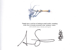 Tuck and Roll (Pixar's A Bug's Life) by Andrew Stanton for Art to Heart Philippine Typhoon Relief, Comic Art