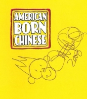 American Born Chinese sketch by Gene Yang 2008, Comic Art