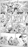 Ultimate Spider-man #60 pg.16 Comic Art