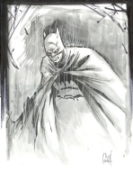 Batman - Tommy Castillo Comic Art