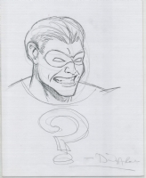 David Roach - Riddler Comic Art