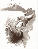 Rhino Comic Art