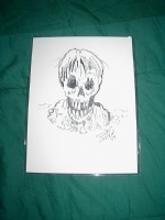 Feldstein Zombie Comic Art