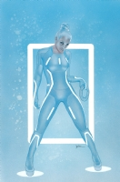 Jason Eden's Tron Comic Art