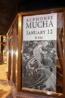 Century Guild art show  Alphonse Mucha Richard Friend Bruno Goldschmitt, Comic Art