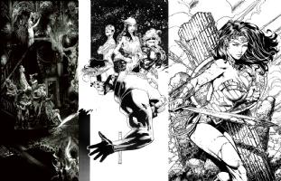 Long Beach Comic Con this weekend!, Comic Art