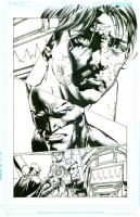 DAVID FINCH RICHARD FRIEND FOREVER EVIL ORIGINAL ART BATMAN AND NIGHTWING!  Ending today!, Comic Art