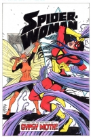 Spider-Woman #48 Recreation...., Comic Art