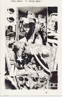 Captain America #20 Pg. 10 Comic Art