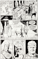 Watchmen 12 Pg. 09 by Dave Gibbons Comic Art