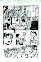 Battlestar Galactica: Zarek #1 p. 5 Comic Art