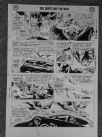 Brave and the Bold #44 - Joe Kubert Hawkman Comic Art