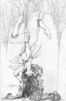 Joyce Chin - Spiderwoman Comic Art