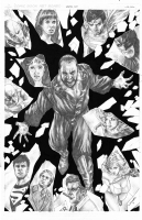 General Zod's Phantom Zone Trophies by Michael Sta. Maria, Comic Art
