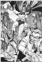 Chris Weston Batman Cover Quality Commission, Comic Art