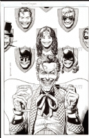 Brian Bolland Joker Trophy Wall Commission, Comic Art