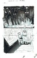 Rumble 8 cover by James Harren  Comic Art