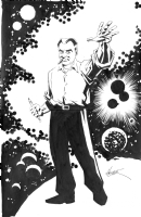 Jack  The King  Kirby by Phil  The Phenom  Hester! Comic Art