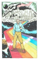 Jack  The King  Kirby by Dean Stahl Comic Art