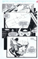 Stormwatch 01 pg 17 Comic Art