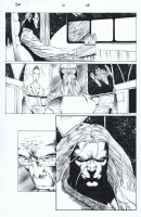 Stormwatch 06 pg 13 Comic Art