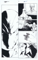 Stormwatch 07 pg 22 Comic Art
