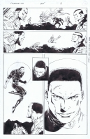 Stormwatch 25 pg 17 Comic Art
