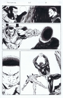 Stormwatch 25 pg 18 Comic Art