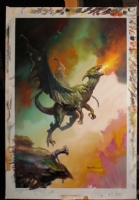 Boris Vallejo - Final Image Comic Art