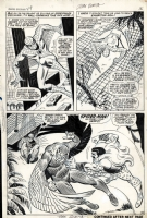 Amazing Spider-man #49 page 13 Romita Kraven & Vulture Comic Art