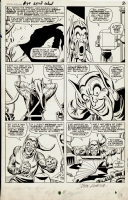 Amazing Spider-man #39 Page 2 Romita Green Goblin Comic Art