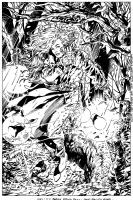 X-Men Prime page 1 Comic Art