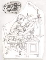 How To Draw Comics The Marvel Way - Chapter 1 - The Tool and the Talk - of the Trade! Comic Art