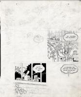 2003 AL COLUMBIA   THE GOLD BENEATH OUR FEET PIM AND FRANCIE Comic Art