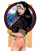 1st New Rogue of 2006 Comic Art