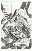 Wolverine #311 One-Minute-Later by Michael Sta Maria Comic Art