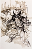 Wolverine by Leinil Yu Comic Art