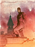 Daredevil by Esad Ribic Comic Art