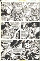Thor 260 p06, Comic Art