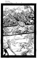 Annihilation: Conquest 3 p04, Comic Art