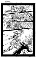 Annihilation: Conquest 3 p05, Comic Art