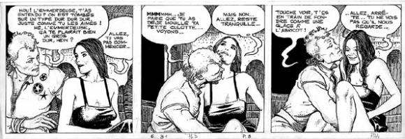 001 MILO MANARA  jour de col�re  - Giuseppe Bergman Comic Art