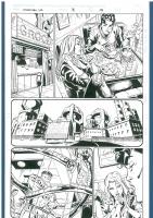 SPIDER-MAN UNLIMITED 18 BY JOE BENNETT -PAT OLIFFE  Comic Art
