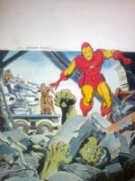 La masa V3 n� 15 Vertice - Lopez Espi Comic Art