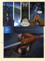 Judge Anderson Childhood's End 1 Comic Art