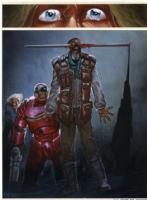Judge Anderson Childhoods End 2 Comic Art