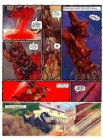 ABC Warriors - Khronicles of Khaos Comic Art