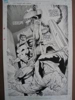 Punisher: War Journal #13,pg.2 Comic Art